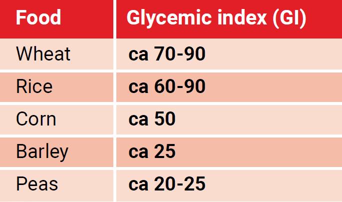 obesity diabetes glycemic index
